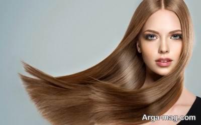 ریباندینگ مو سن را کمتر نشان می دهد.