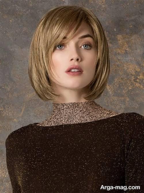 مدل مو زیبا و جدید دخترانه