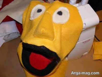 مراحل ساخت عروسک نمایشی