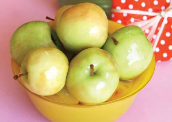 طرز تهیه ترشی سیب به روش مختلف