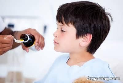 شربت اشتها برای کودکان