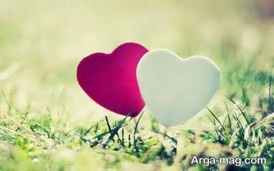 متن زیبا و دلنشین برای روز عشق