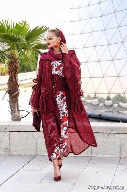 مدل مانتو برای عید 98