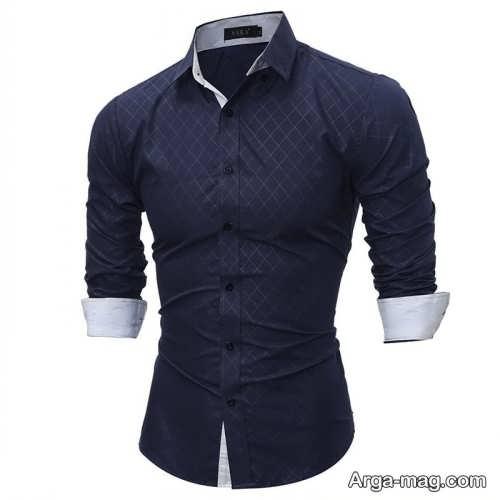 پیراهن ساده اسپرت