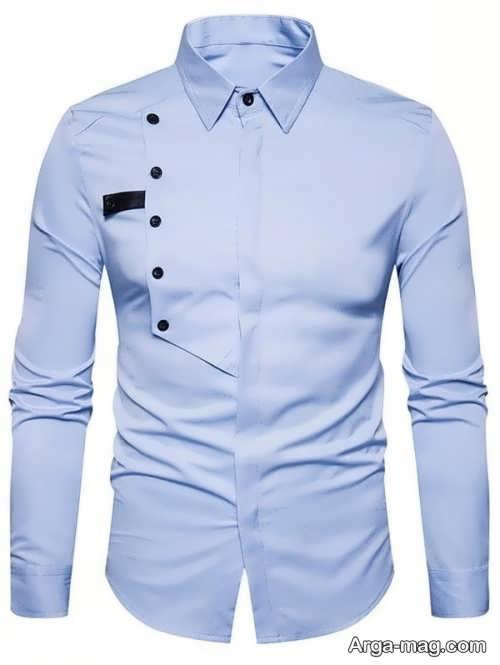 مدل پیراهن مردانه ساده