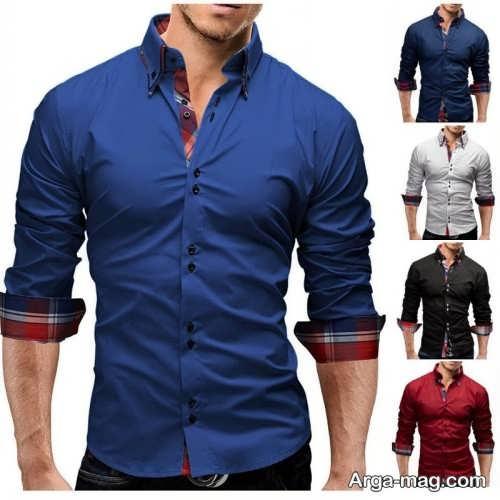 مدل پیراهن مردانه 98 در انواع طرح های شیک مجلسی و اسپرت