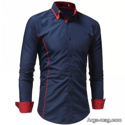 پیراهن زیبا و شیک مردانه
