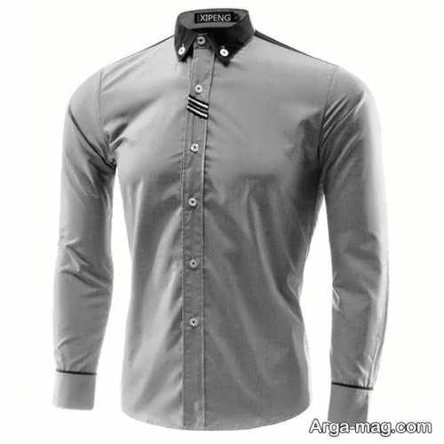 پیراهن مردانه زیبا و ساده