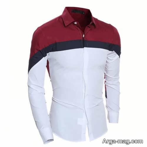 مدل پیراهن اسپرت مردانه