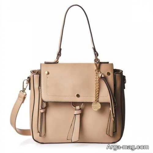 کیف رنگ روشن دخترانه