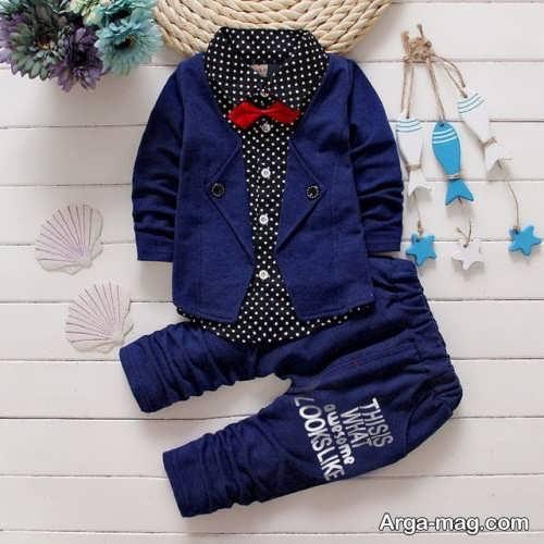 مدل لباس کودک برای عید نوروز