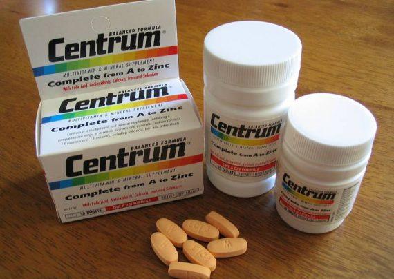 فواید و معایب استفاده از مولتی ویتامین سنتروم