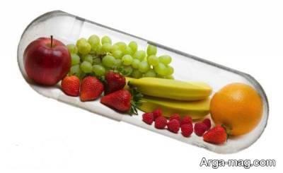 مزایا و مصرف مولتی ویتامین سنتروم
