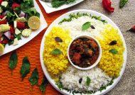 پیشنهاد آشپزی با منوی اصفهانی