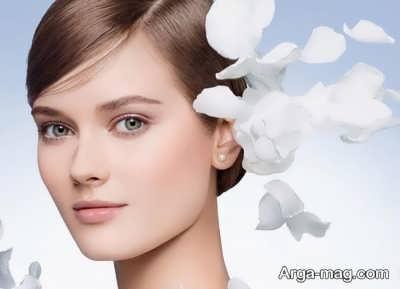 مدل آرایش برای پوست چرب