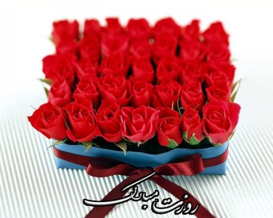 پروفایل زیبای تبریک روز زن