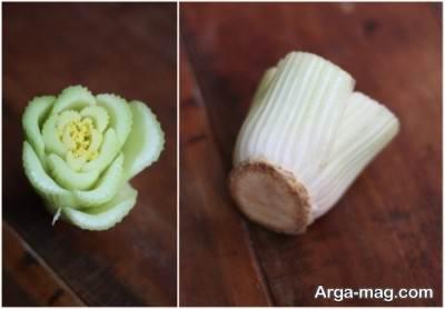 استفاده از ته مانده کرفس برای کاشت کرفس