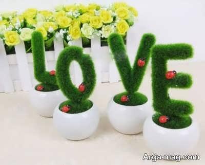 مدل سبزه زیبا عید نوروز