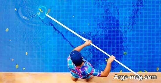 نگهداری Pool