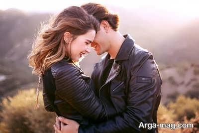 متن عاشقانه برای همسر