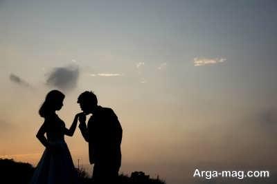 متن زیبا و احساسی برای همسر