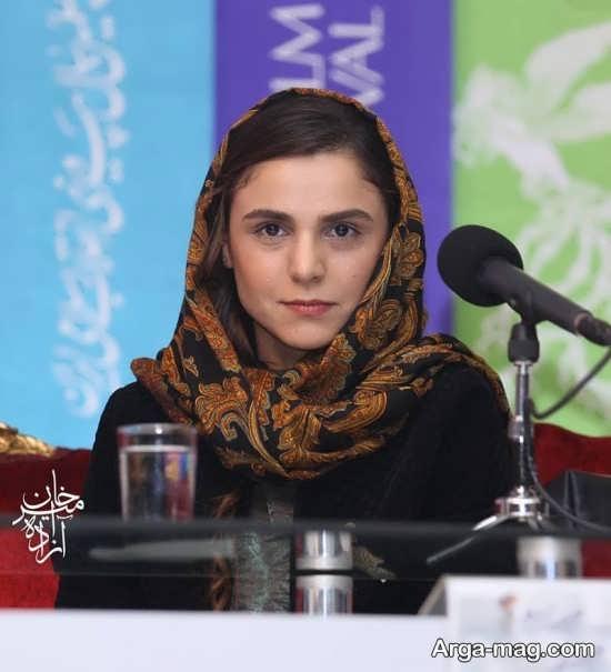 رویا حسینی در جشنواره فیلم فجر