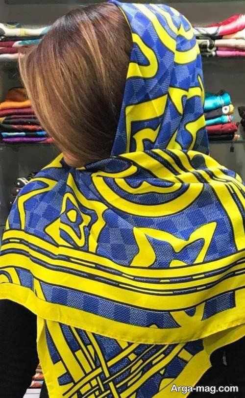 روسری زیبا و جذاب زنانه