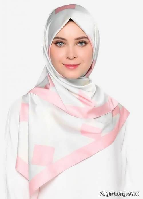 طرح روسری زنانه