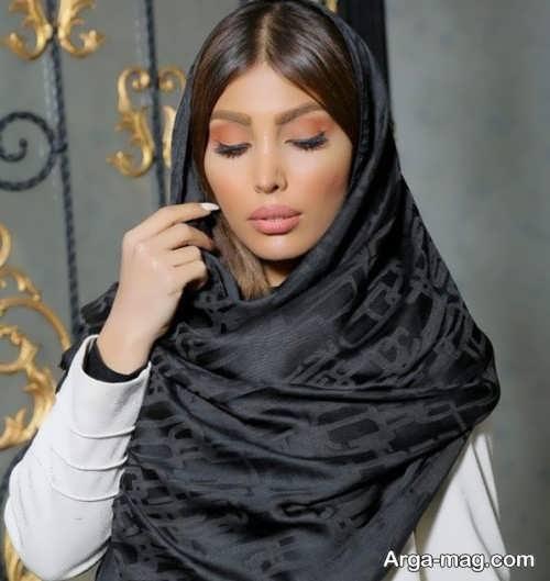 روسری زیبا و شیک زنانه