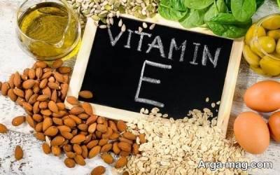 نشانه ها و علائم کمبود ویتامینe