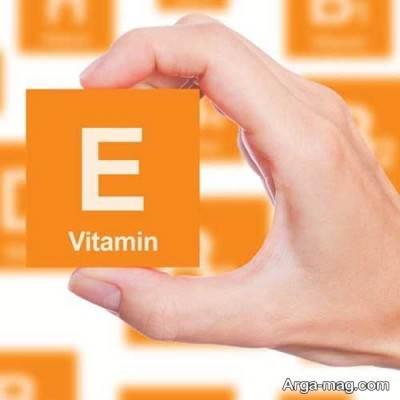 نشانه های کمبود ویتامین e