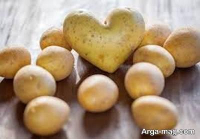 سیب زمینی سیستم ایمنی بدن را تقویت می کند