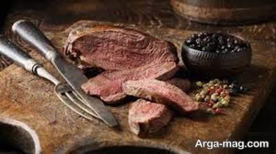 خواص گوشت گوزن و آهو