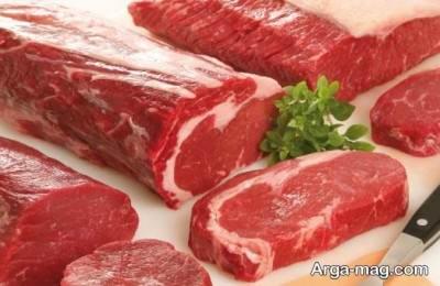گوشت خوش مزه گوزن و آهو