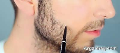 پرپشت سازی ریش صورت