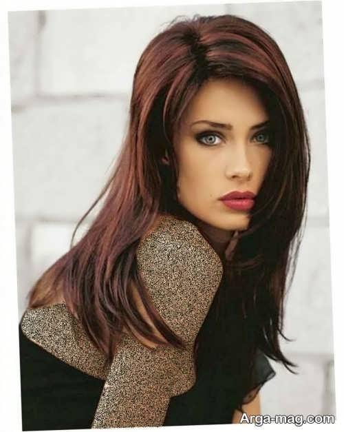 مدل موی ساده زنانه