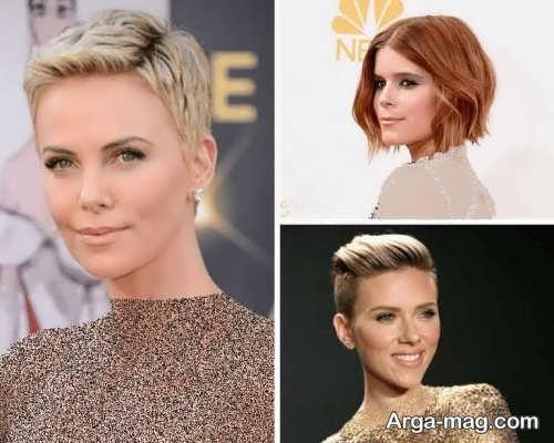 مدل موی زنانه کوتاه و شیک