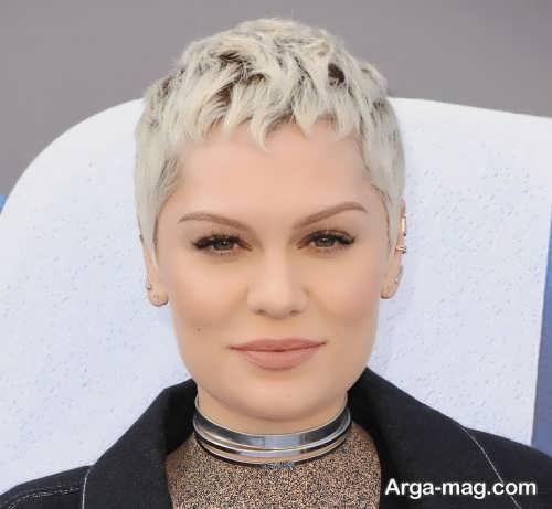 مدل موی ساده و زیبا زنانه