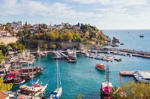 سفر به آنتالیا برای توریستان