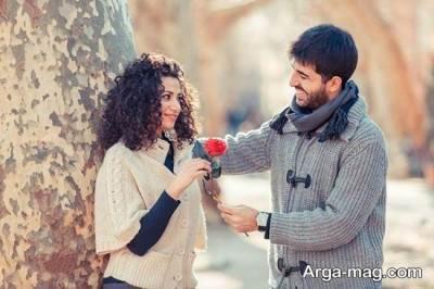 نشانه عشق در دختران