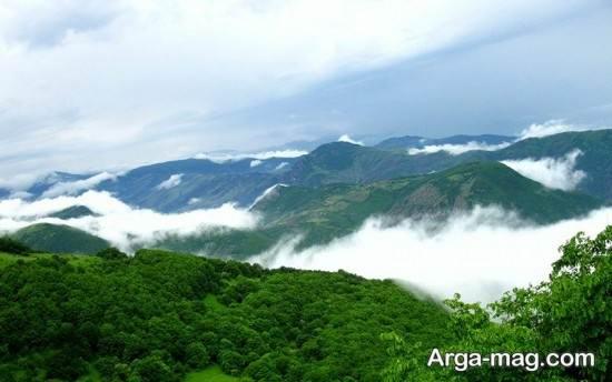 طبیعت زیبای آذربایجان شرقی