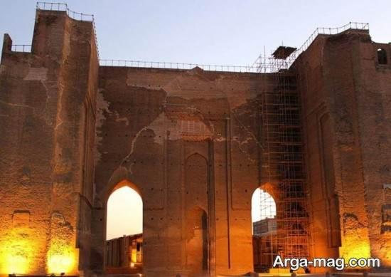 جاذبه ها و مکان های دیدنی آذربایجان شرقی