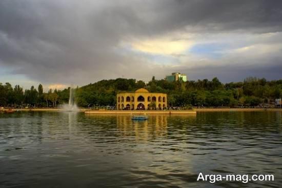 فضای دیدنی آذربایجان شرقی