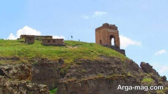 طبیعت دیدنی آذربایجان شرقی