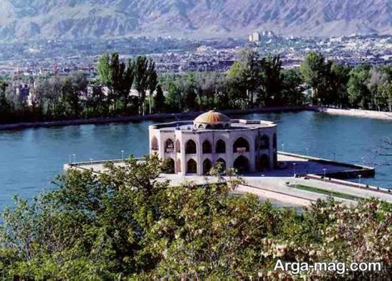 مکان های دیدنی آذربایجان شرقی کدام اند