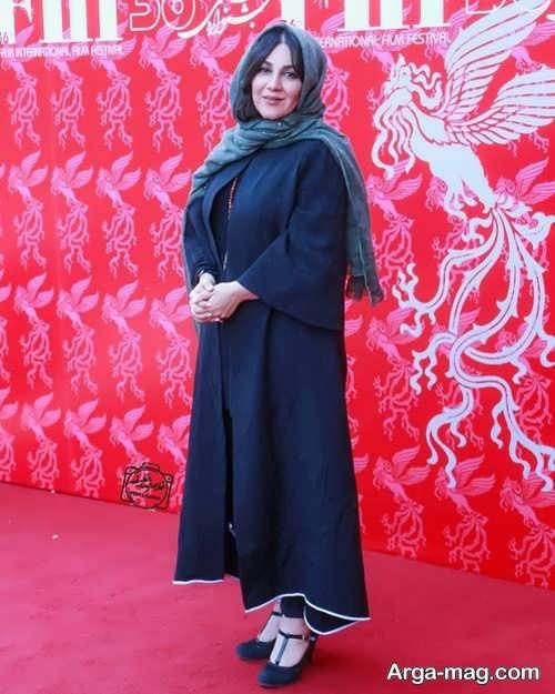 تیپ ستاره اسکندری در جشنواره فجر 97
