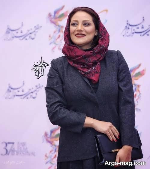 پوشش شبنم مقدم در جشنواره فجر 97