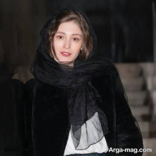 فرشته حسینی در فجر 97