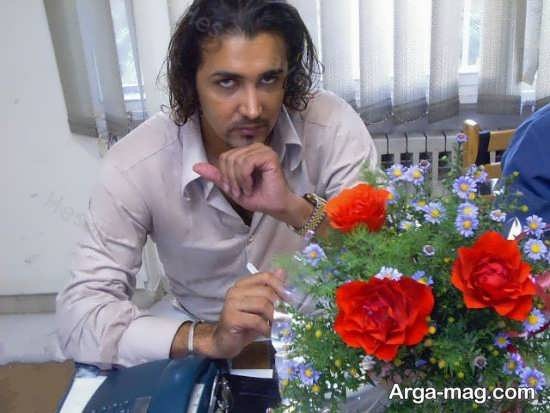 زندگینامه حسام نواب صفوی