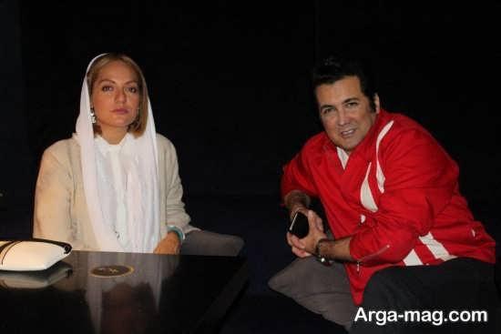 بیوگرافی و عکس حسام نواب صفوی